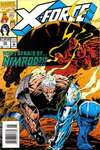 X-Force #35 Comic Books - Covers, Scans, Photos  in X-Force Comic Books - Covers, Scans, Gallery