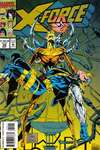 X-Force #39 Comic Books - Covers, Scans, Photos  in X-Force Comic Books - Covers, Scans, Gallery