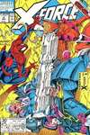 X-Force #4 Comic Books - Covers, Scans, Photos  in X-Force Comic Books - Covers, Scans, Gallery