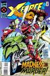 X-Force #40 Comic Books - Covers, Scans, Photos  in X-Force Comic Books - Covers, Scans, Gallery