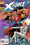 X-Force #42 Comic Books - Covers, Scans, Photos  in X-Force Comic Books - Covers, Scans, Gallery