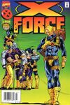 X-Force #44 Comic Books - Covers, Scans, Photos  in X-Force Comic Books - Covers, Scans, Gallery
