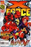 X-Force #47 Comic Books - Covers, Scans, Photos  in X-Force Comic Books - Covers, Scans, Gallery