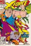 X-Force #5 Comic Books - Covers, Scans, Photos  in X-Force Comic Books - Covers, Scans, Gallery