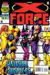 X-Force #54 comic books for sale