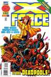 X-Force #56 comic books for sale