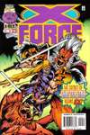 X-Force #59 comic books for sale