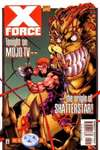 X-Force #60 comic books for sale