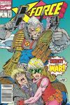 X-Force #7 Comic Books - Covers, Scans, Photos  in X-Force Comic Books - Covers, Scans, Gallery