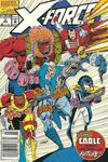 X-Force #8 Comic Books - Covers, Scans, Photos  in X-Force Comic Books - Covers, Scans, Gallery