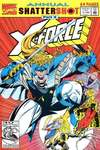 X-Force #1 comic books for sale