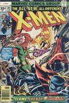 X-Men #105 Comic Books - Covers, Scans, Photos  in X-Men Comic Books - Covers, Scans, Gallery