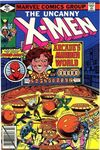 X-Men #123 comic books for sale