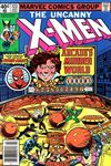 X-Men #123 Comic Books - Covers, Scans, Photos  in X-Men Comic Books - Covers, Scans, Gallery