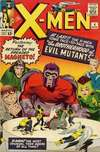 X-Men #4 Comic Books - Covers, Scans, Photos  in X-Men Comic Books - Covers, Scans, Gallery