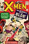 X-Men #7 Comic Books - Covers, Scans, Photos  in X-Men Comic Books - Covers, Scans, Gallery