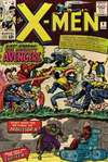 X-Men #9 Comic Books - Covers, Scans, Photos  in X-Men Comic Books - Covers, Scans, Gallery