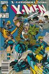 X-Men #16 Comic Books - Covers, Scans, Photos  in X-Men Comic Books - Covers, Scans, Gallery