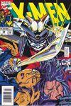 X-Men #22 comic books for sale