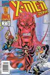 X-Men 2099 #5 comic books for sale