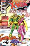 X-Men/Alpha Flight #2 comic books for sale
