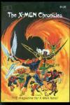 X-Men Chronicles Comic Books. X-Men Chronicles Comics.