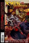 X-Men: Curse of the Mutants - X-Men vs. Vampires comic books