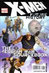 X-Men: Future History - The Messiah War Sourcebook Comic Books. X-Men: Future History - The Messiah War Sourcebook Comics.