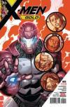 X-Men Gold #5 comic books for sale