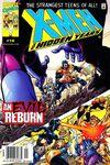 X-Men: Hidden Years #10 comic books for sale