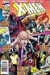 X-Men: Hidden Years #21 comic books for sale
