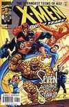 X-Men: Hidden Years #8 comic books for sale
