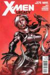 X-Men: Legacy #271 comic books for sale