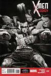 X-Men: Legacy #17 comic books for sale