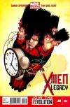 X-Men: Legacy #2 comic books for sale