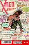 X-Men: Legacy #6 comic books for sale