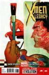 X-Men: Legacy #8 comic books for sale