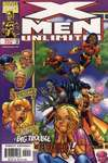 X-Men Unlimited #20 comic books for sale