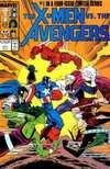 X-Men vs. The Avengers Comic Books. X-Men vs. The Avengers Comics.