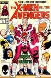 X-Men vs. The Avengers #4 comic books for sale