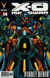 X-O Manowar #14 comic books for sale