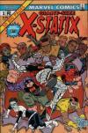 X-Statix Comic Books. X-Statix Comics.