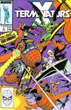 X-Terminators #4 comic books for sale