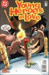 Young Heroes in Love #15 comic books for sale