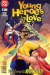 Young Heroes in Love #2 comic books for sale