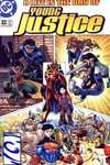 Young Justice #22 comic books for sale
