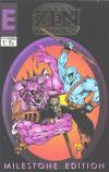 Zen Intergalactic Ninja Milestone Edition Comic Books. Zen Intergalactic Ninja Milestone Edition Comics.