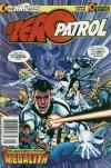 Zero Patrol Comic Books. Zero Patrol Comics.