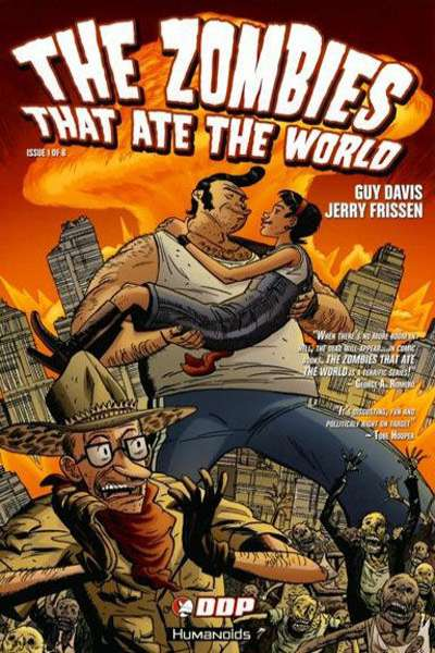 Zombies That Ate the World Comic Books. Zombies That Ate the World Comics.