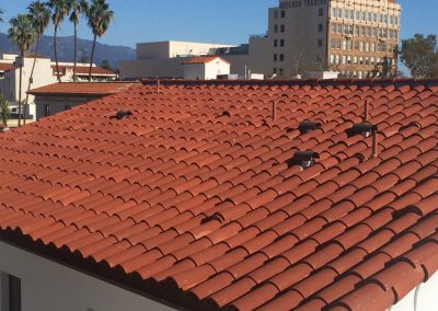 Spanish Tile Roofs